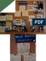Mood Board Powerpoint