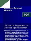 Violence Against Womenpowerpoint (1)