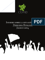 Informe Cepad-2014