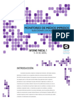 Informe Medios Impresos