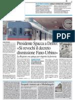 Candidati Governatore a confronto - Il Resto del Carlino del 6 maggio 2015