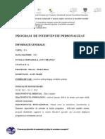 Plan de Interventie Personalizat (1)