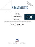 Naskah Murid Modul 1-Rate of Reaction