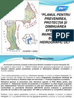 Planul Pentru Prevenirea Protectia Si Diminuarea Efectelor Inundatiilor in Bazinul Hidrografic Olt