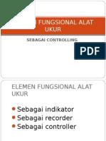 Elemen Fungsional Alat Ukur