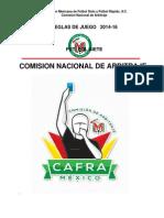 Reglas Oficiales 2014-16 Futbol 7