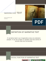 Narrative Text ppt