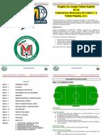 Reglas Futbol Rapido 1