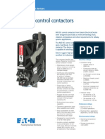 DC Control Contactors