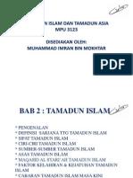Bab 2 - Tamadun Islam Imran