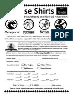 wsc t-shirt order form
