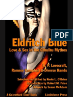 Eldritch Blue Love and Sex in Cthulhu Mythos