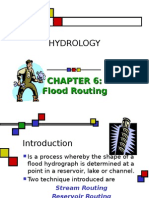 Hydrology Chapter 6