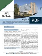STL Bulletin - August September 2014