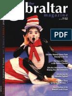 150501 Gib Magazine- Gibraltar National Dance Team