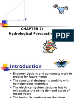 Hydrology Chapter 7