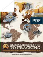 Global Resistance to fracking