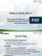1.1 - What is GridLAB-D