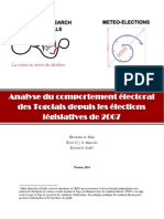 Analyse Resultats Elections Togo