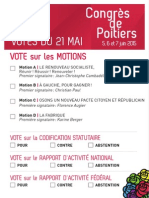 Bulletin de Vote (1)