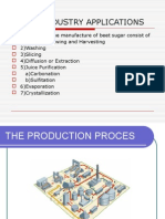 Evaporators Sugar