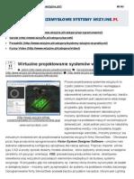 Wirtualne Projektowanie Systemów Wizyjnych _ WIZYJNE