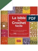 La Bible Du Crochet Facile - Margie Bauer