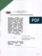 Resolution on Illegal Recruitment Case vs Maria Cristina Sergio, Julius Lacanilao