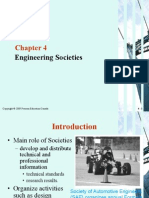 Engineering Societies