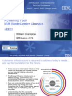 Powering Your IBM BladeCenter Chassis