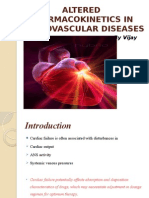 Altered Pka in Cardio Vasculae Diseases