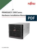 PRIMEQUEST 2000series HardwareManual