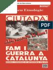 Fam i Guerra a Catalunya