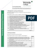 skills audit doc updated