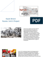 russia project for unit 2