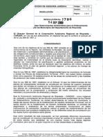 Determinantes Ambientales POT CARDER
