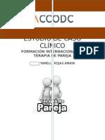 "Presentaciã""n de Estudio de Caso - Terapia de Pareja"