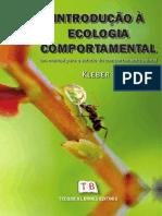 Introdução à Ecologia Comportamental - Kleber Del-Caro