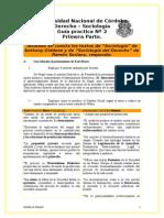 TRabajos practicos de Sociologia UNC- UBP