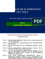 CFF Titulo I