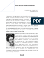 El Pensamiento de Beauvoir Vigente en El Siglo Xxi