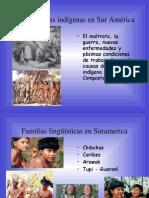 Comunidades indigenas Suramerica