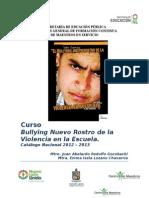 Cuadernillo Bullying Nuevo León 1