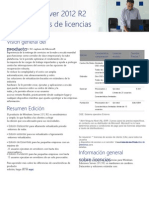Windows Server 2012 R2 Licensing Datasheet.en.Es