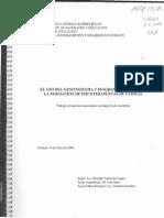 Genitograma y Diagrama Familiar