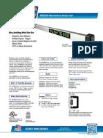 SDC MSB550U42 Data Sheet