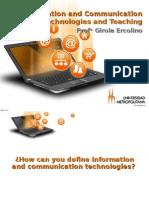 ICT & Teaching