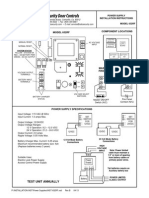 SDC 632RF Instruction Manual
