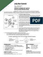 SDC 702 Instruction Manual