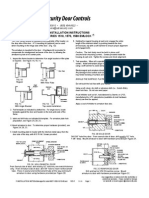 SDC 1571X Instruction Manual